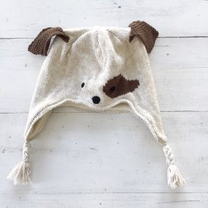 Baby Gap Puppy Dog Knit Hat 🐶
